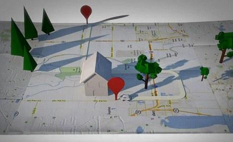 google seminar o mapiranju